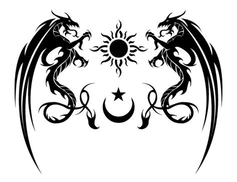 tribal tattoo quiz symbols tribal dragons symbols