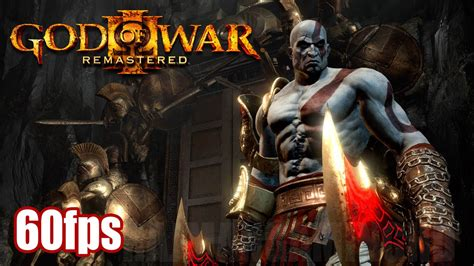 Bd Ps4 Second God Of War Remastered god of war iii remastered ps4 debut trailer 60fps 1080p true hd quality