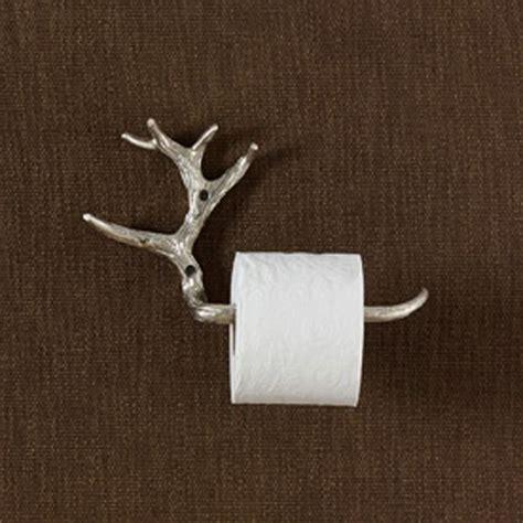 Park Designs Antler Toilet Tissue Holder   21783