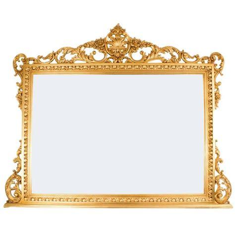 one mirror decorative large ornate italian florentine mirror at 1stdibs
