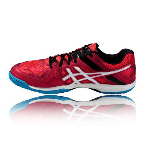 indoor sport shoes asics gel court mens badminton netball indoor