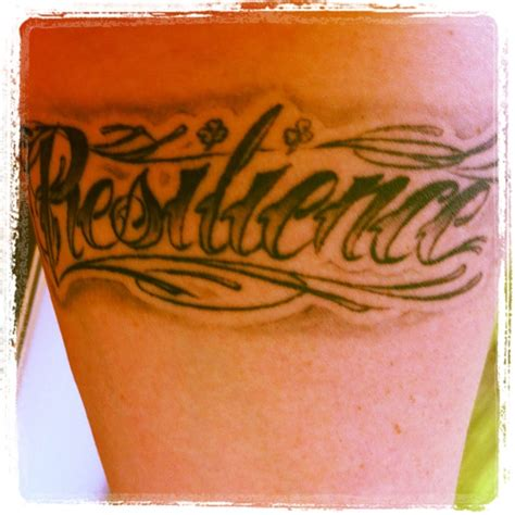 sugar city tattoo left inner forearm quot resilience quot by dustin and sugar