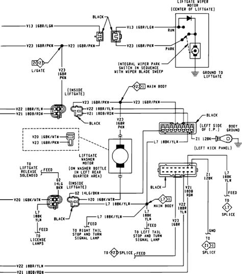 service manual installing a 1993 plymouth grand voyager starter wiring diagram 1999 plymouth