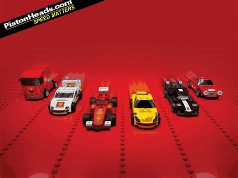 Ferrari Giveaway - shell lego model ferrari giveaway pistonheads