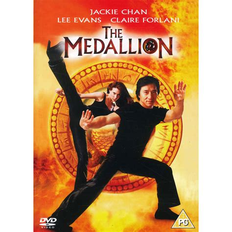 the medallion dvd comedy dvds at the works