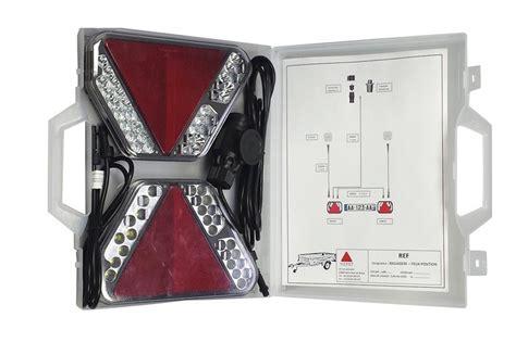 kit eclairage remorque kit eclairage led longue remorque achat en ligne ou dans notre magasin