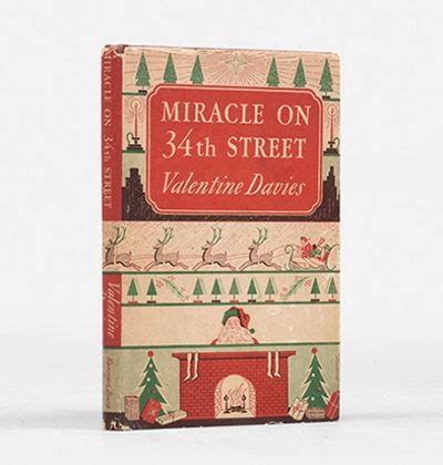 Original Miracle On 34th Free Miracle On 34th By Davies Edition 1947 From Harrington And