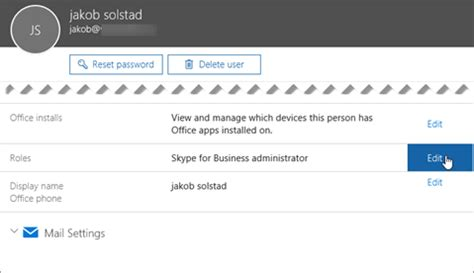 Office 365 Roles Assign Admin Roles In Office 365 Office 365