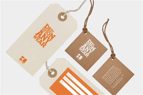 swing tag maker how to design clothing hang tags that sell