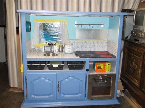cuisine enfant fait maison photo cuisine en bois pour enfant