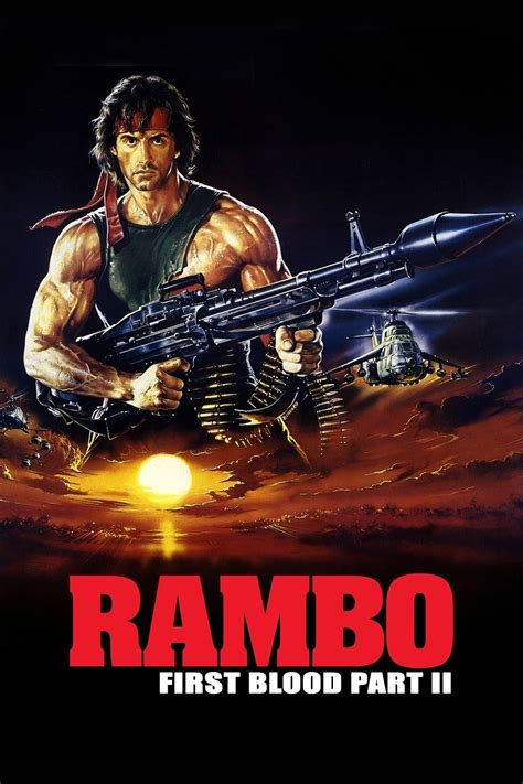 film rambo first blood youtube rambo first blood part ii 1985 movie review a