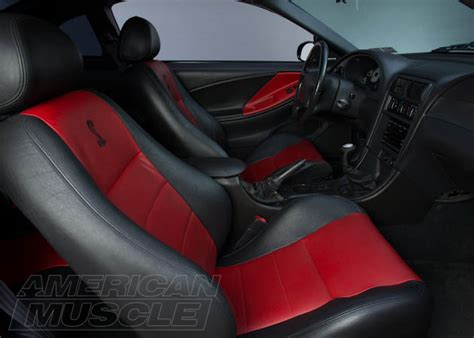 99 04 mustang interior how to make your 1999 2004 mustang s interior race ready