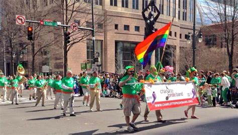 st s day parade raleigh lgbt marches openly in st s day