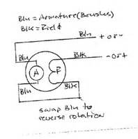bodine dc gear drive wire question page 2