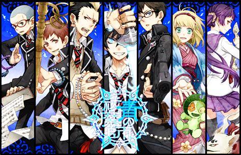 anime exorcist anime ao no exorcist nathelora