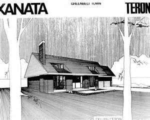Inset Dormer Mid Century Modern And 1970s Era Ottawa Dormers