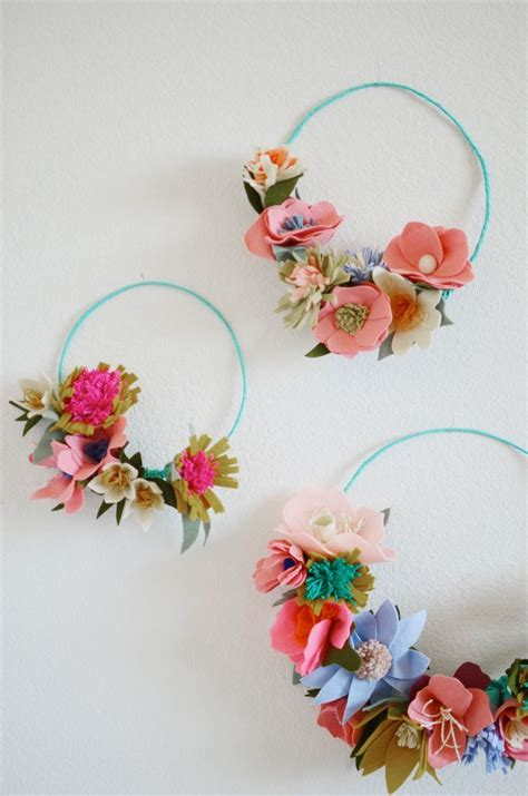 How We Make Flower With Paper - 44 best images about crafts paper flowers on