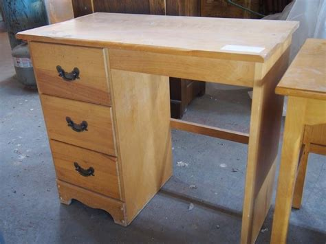 small 3 drawer desk small 3 drawer birch desk