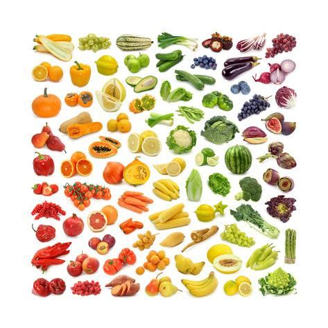 printable fruit poster collection of fruits and vegetables prints by egal at