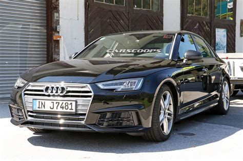 Neuer Audi S4 by 2017 Audi S4 Spied
