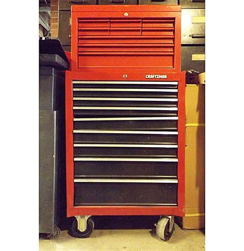 Craftsman 5 Drawer Rolling Tool Box by Craftsman 9 Drawer Rolling Tool Cabinet Tool Box