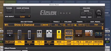 eleven rack vst how to create the pink floyd guitar sound with avid eleven rack pro tools expert