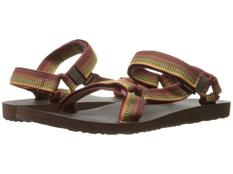 teva sandals smell teva original universal at zappos