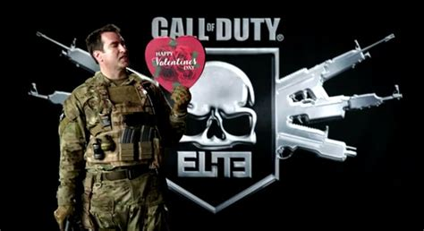 with valentines it s time to move on to call of duty