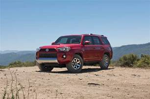 Toyota Runner 2017 Toyota 4runner Reviews And Rating Motor Trend