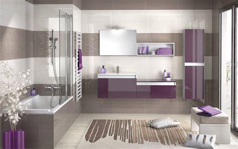 chambre de bain d馗oration collection de salle de bain violette delpha d motion