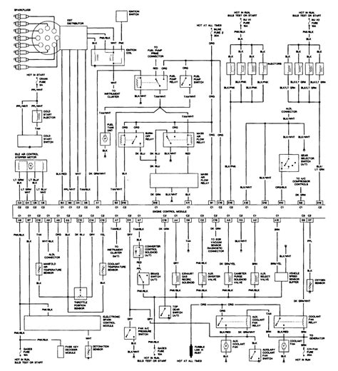 1988 iroc tpi wiring diagram third generation f