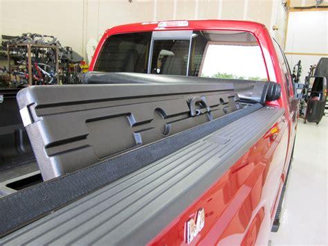 truck bed gun storage du ha humpstor truck bed storage box and gun case side