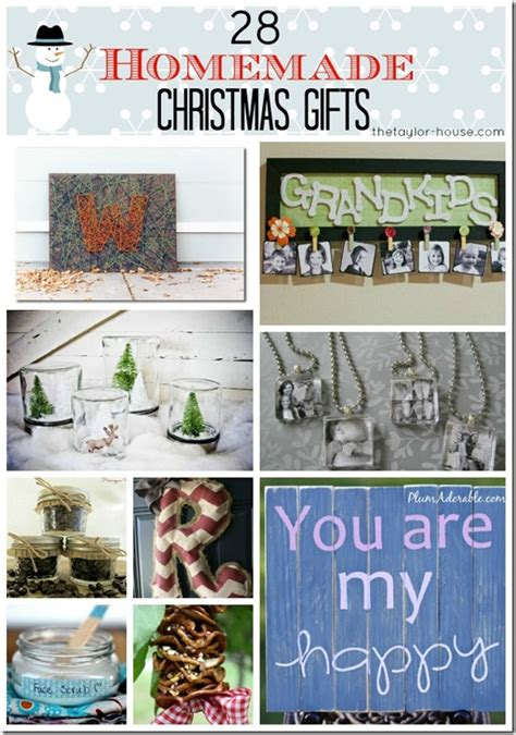 Handmade Gifts For Family - 28 gifts for friends or family page 2