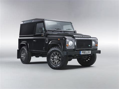 land rover defender land rover defender lxv luxury model celebrates 65 years