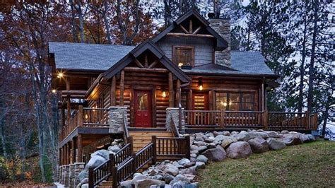 Cabin In The Woods Free by Cabin Wallpaper 51 Images