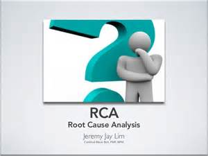 root cause analysis rca tools