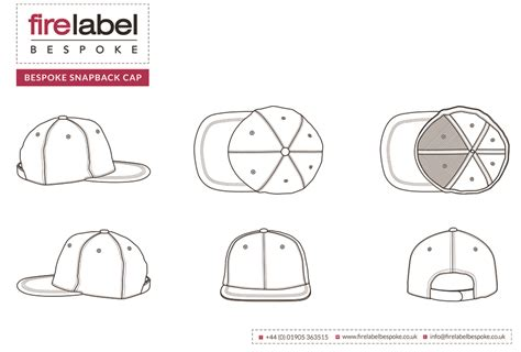 12 Hat Snapback Template Psd Images Snapback Template Photoshop Snapback Hat Design Template Snapback Design Template