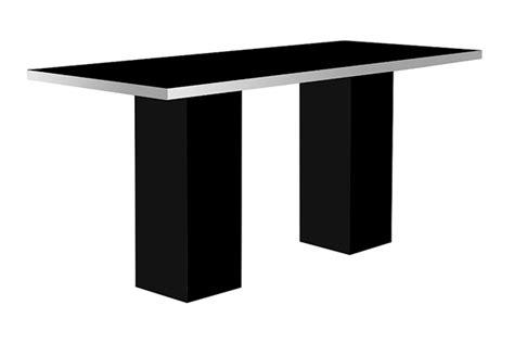 Mariner High Dining Table Black Tables Lavish Event Black High Dining Table
