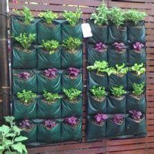 Jual Planter Bag 150 Liter wall planter bag 6 kantong bibitbunga