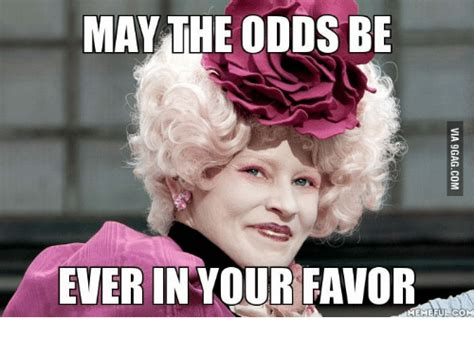 May The Odds Be Ever In Your Favor Meme - 25 best memes about pulling hair out meme pulling hair