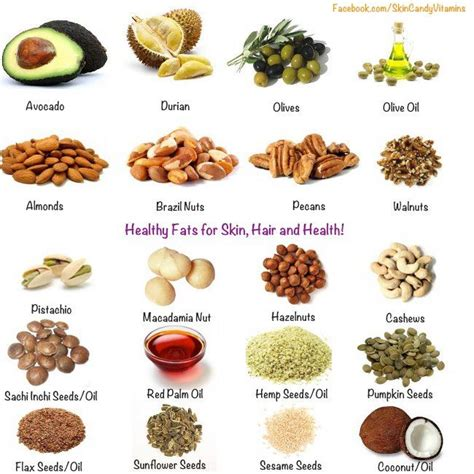 healthy fats in ultimate diet tips for beautiful hair and skin indian