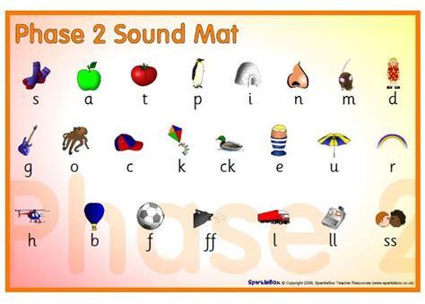 Phase 4 Phonics Sound Mat by Phase 2 Phonics Sound Mat St School