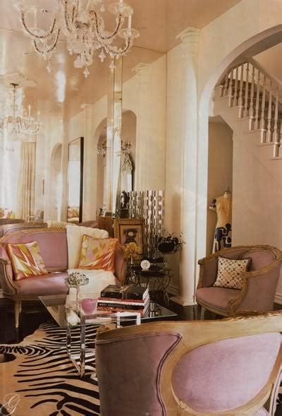 mauve settee eclectic living room house home