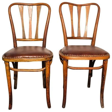Leather Bistro Chairs Thonet Bistro Chair Leadl1560576 Jpg Early Thonet Bistro Chairs Set Of Four At 1stdibs