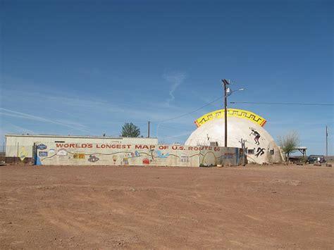 Meteor City   Abandoned Building   Arizona UrbanEx