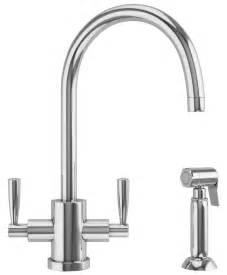 spray taps kitchen sinks franke olympus kitchen sink mixer tap with side spray