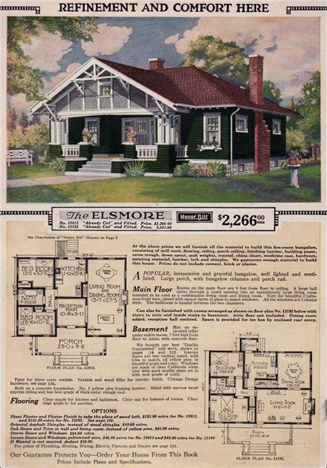 sears roebuck kit houses 1923 craftsman sears roebuck