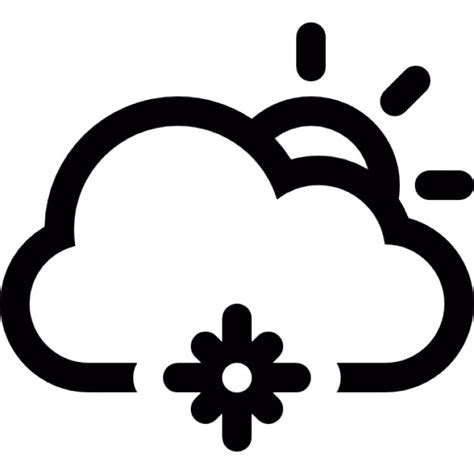 Cloud Wants Snow cloud snow icons free