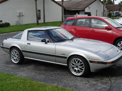 mazda 1985 rx7 mikex7 s 1985 mazda rx 7 in largo fl