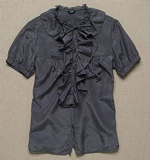 amo la moda de invierno blouse